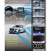 Wholesale High Definition Car ReverseParkingSystem Security With Seamless 360 Degree Panoramic For Audi from china suppliers