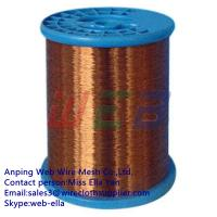 Wholesale enamelled copper wire/enameled copper wire (Anping Manufacturer) from china suppliers