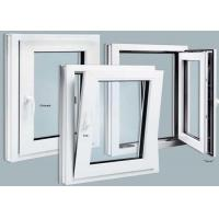 Wholesale Tilt And Turn Sash Custom Aluminium Windows Wind Resistance With Nice Appearance from china suppliers
