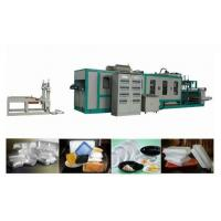 Wholesale High Speed Plastic Automatic Vacuum Forming Machine from china suppliers