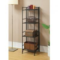 Wholesale Chromium Plated Metal Book Shelves Traditional Style For Office from china suppliers