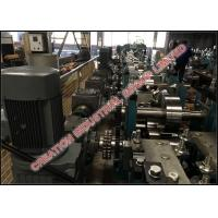 Wholesale Automatic Galvanized Steel C & Z Purlin Forming Machine With Gear Boxes Transmission System from china suppliers