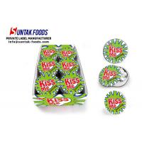 Wholesale 12g Spearmint Flavor Fresh Breath Mints Press Candy For Throat from china suppliers