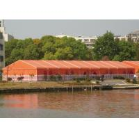 Wholesale Heavy Duty 20 X 20m Large Outdoor Marquee Event Tent Red / White Color from china suppliers