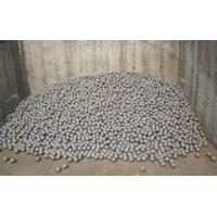 Wholesale Hardness Cr Cast Iron Balls , HRC60 Grinding Media With φ100,φ90 from china suppliers
