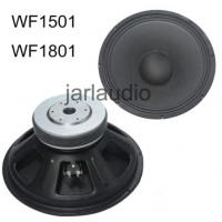 Wholesale High Power 15 in PA Loudspeaker Woofer , 600W RMS 97 Oz Magnet from china suppliers
