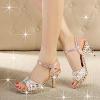 Wholesale Sandals, Shoes, Lady Sandals, Sexy, Beautiful ! Comfortable to Wear ! from china suppliers