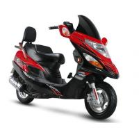 Wholesale Single cylinder Gas Powered Motor Scooters 125CC 4 Stroke (LS125T-4) from china suppliers