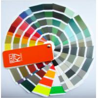 Wholesale Metal color code ral classic color card K7 color chart ral color fandeck colour chart from china suppliers
