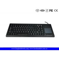 Wholesale Rugged Plastic Industrial Keyboard With Function Keys And Integrated Touchpad from china suppliers