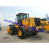 Wholesale zl50gn 5 Ton Compact Wheel Loader For Construction / Small Bucket Loader from china suppliers