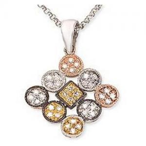 Wholesale Diamond Geometric Pendant from china suppliers