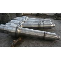 Wholesale OEM Nonstandard ASTM EF + LF + VD Heavy Steel Forgings / Forged Shaft Roller from china suppliers