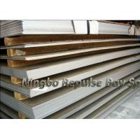 Quality 4 * 8 Feet  Grade 316L Cold Rolled Stainless Steel Sheet Free Cutting Standard Packing for sale