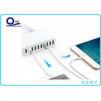 Quality Multiple 10 Ports USB Charger Desktop Charging Station with 50W 10A Charging Hub for sale