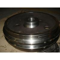 Wholesale Carbon Steel Turning / Milling Excavator Spare Parts For Mining Industry / Guide Wheel from china suppliers