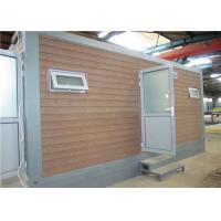 Wholesale Assembly Modern Good insulated  prefabricated site office Waterproof from china suppliers