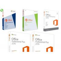 Wholesale Microsoft Windows 7 Professional Product Key Card Office 2013 For PC And Tablet from china suppliers