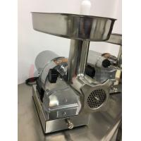 Wholesale 750W Heavy Duty Commercial Meat Grinder Large Capacity With Enlarge Throat from china suppliers
