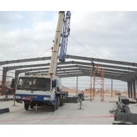 Wholesale Pre Engineering Steel Structure Warehouse , Durable Modern Large Span Steel Structures from china suppliers