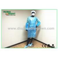 Wholesale Blue / White Disposable SMS , Polypropylene Surgical Gowns Kits from china suppliers