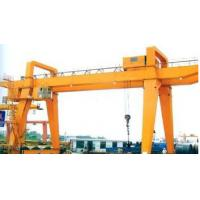 Quality Large Capacity Double Girder Shipbuilding Gantry Crane For Building Ship for sale