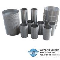 Wholesale Filtering wedge wire screen from china suppliers