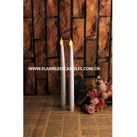 Wholesale Plastic Flameless LED Taper Candles / Electronic LED Battery Candles for Interior Decoration from china suppliers