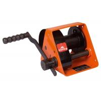 Wholesale Seagull Hand lifting winch / Boat winch Single Speed 4 layers ,Model:HWG from china suppliers