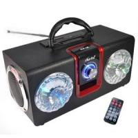 Wholesale Portable Sound Box for Travel Go Mountain with FM Radio Mini Speaker (UK-R18) from china suppliers
