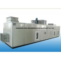 Buy cheap Silica Gel Desiccant Rotor Dehumidifier , Cooling Low Temperature Dehumidifier from wholesalers