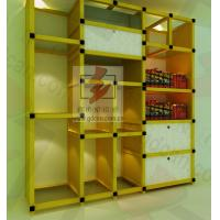 Wholesale Decorations Cardboard Shelving Unit , Cardboard Box Furniture from china suppliers