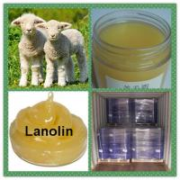 Wholesale Glucocorticoid Anti Inflammatory Yellow Cream Lanolin For Skin Beauty , CAS 8006-54-0 from china suppliers