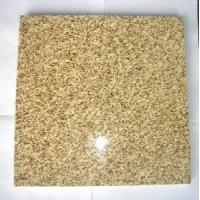 Wholesale Yellow Rusty Granite Tile G3750 from china suppliers