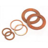 Quality Color ptfe teflon gasket heat resistance property / good mechanical property for sale