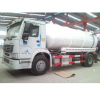 Wholesale HOWO Vacuum Suction Trucks from china suppliers