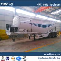 Wholesale tri-axle 60 Meteric tons cement bulk carrier sales in Pakistan from china suppliers