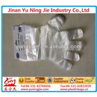 Quality disposable  plastic gloves for sale