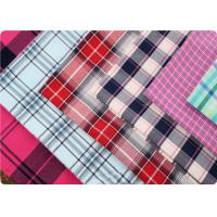 Wholesale Plaid Home Textile Corduroy Cloth Yarn Dyed Cotton Fabric 300-320GSM from china suppliers