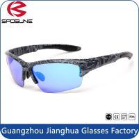 Wholesale 1.1mm PC Lenses Outdoor Sports Sunglasses UV400 Sport Bike Goggles Fashion from china suppliers