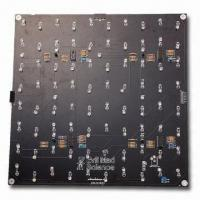 Wholesale Single-sided PCB with Assembly LEDs, Board Thickness of 1.6mm from china suppliers