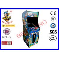 Wholesale Shopping Mall Arcade Game Machines Tempering Glass Screen Content 200Pcs Coins from china suppliers
