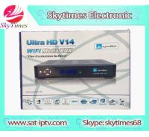 JYNXBOX V14 with HDMI JB200 8PSK , QPSK