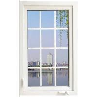 Quality Outward Casement Window with Manual Opener / Operator( with mesh screen) for sale