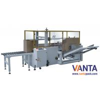 Wholesale Automatic Carton Erector Machine Sealed By Hot Melt Glue High Speed 40 CPM from china suppliers