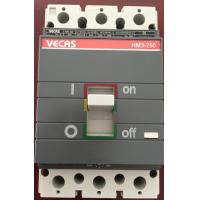 Wholesale MCCB 3 Pole Industrial Circuit Breakers High-breaking capacity from china suppliers