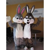Wholesale Custom Bugs Bunny Mascot Plush Costume for Celebrations from china suppliers