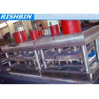 Wholesale 70 mm Roller Metal Roll Forming Machine with Double Line Chains Transmission from china suppliers