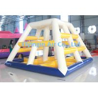 Wholesale Pvc Water Climbing Inflatable Water Floating Slides for Adults and Children from china suppliers