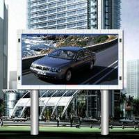 Wholesale Waterproof Advertisement DIP P10 Outdoor Led Display Panel Front Service Modules from china suppliers